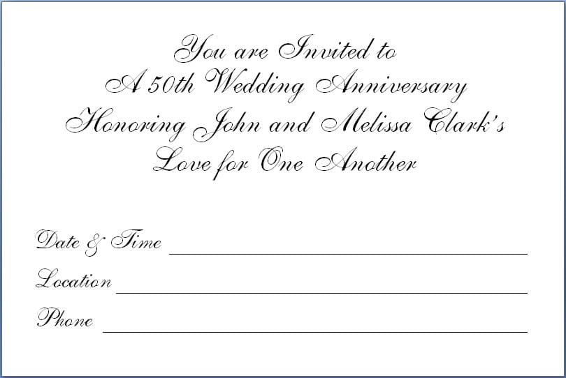 60th Birthday Invitations Templates Free 2