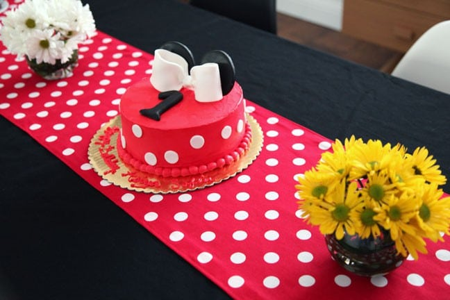Baby Mickey Mouse Invite Template 3