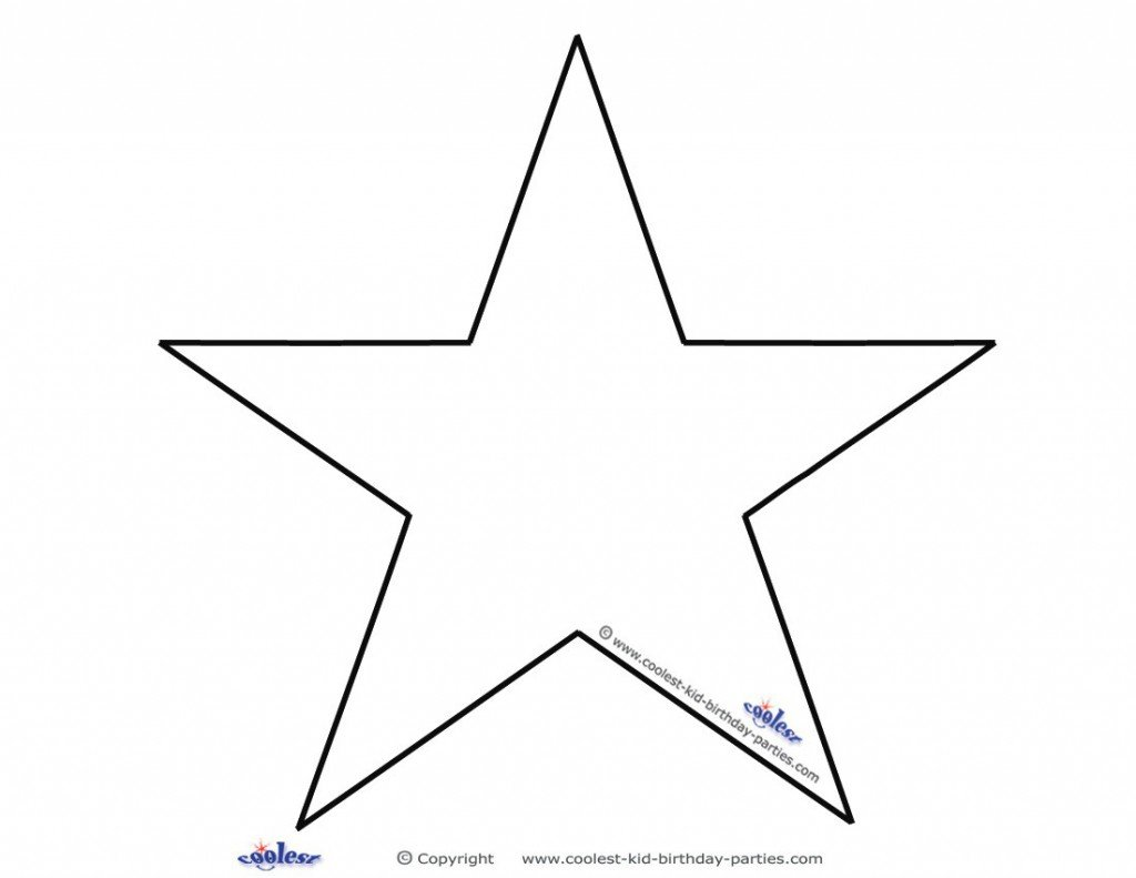 star little coloring pages printable - photo#40