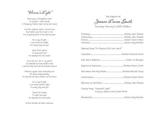 Baptismal Invitation Sample Free Download 2