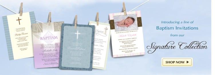 Baptismal Invitation Sample Free Download 5