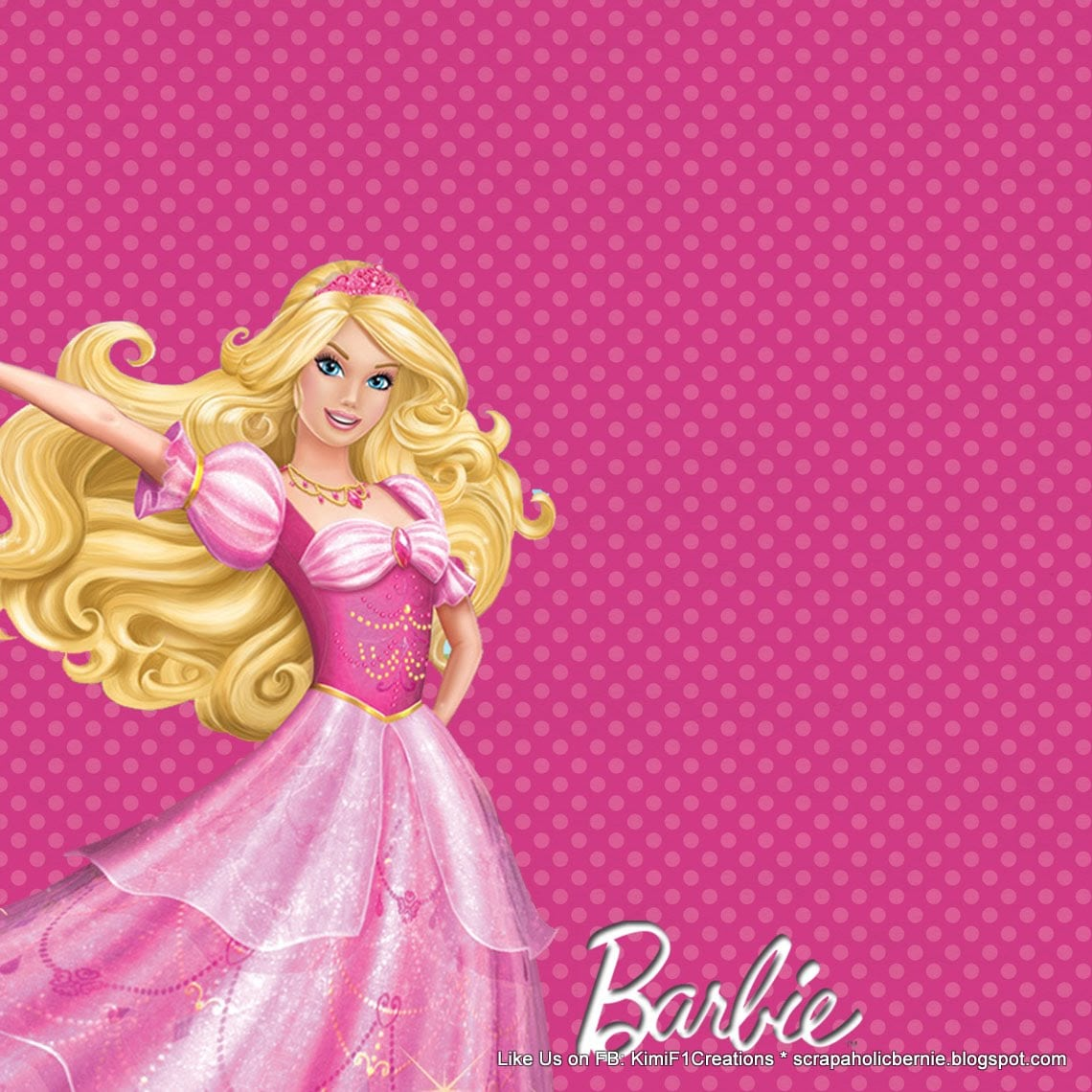 barbie birthday wallpaper - photo #12