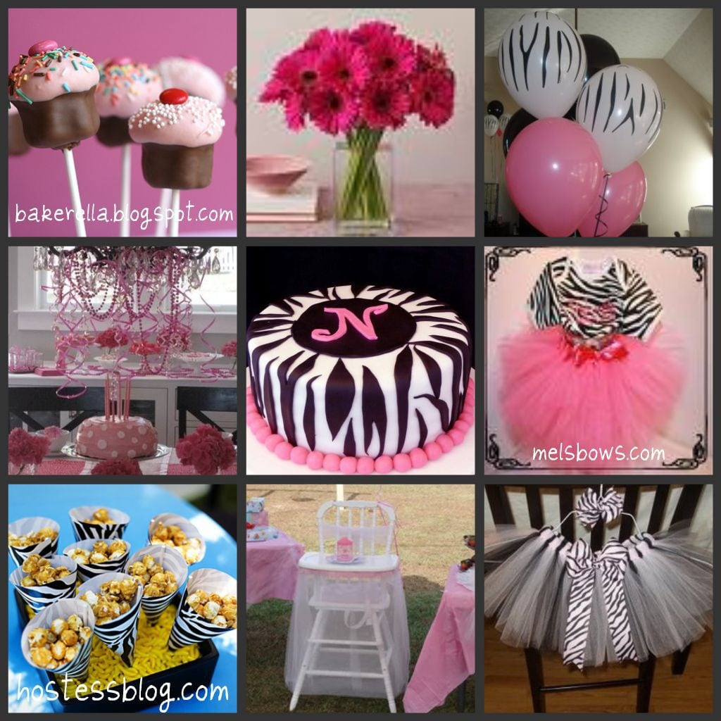 1st Birthday Theme Ideas For Girl Image Inspiration of Cake and