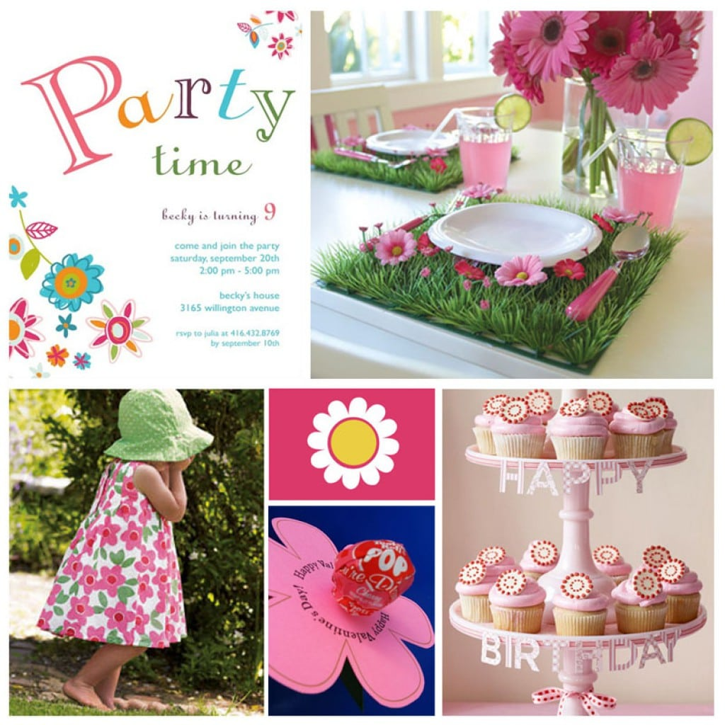 Birthday Invitation Ideas For Teenage Girls 3