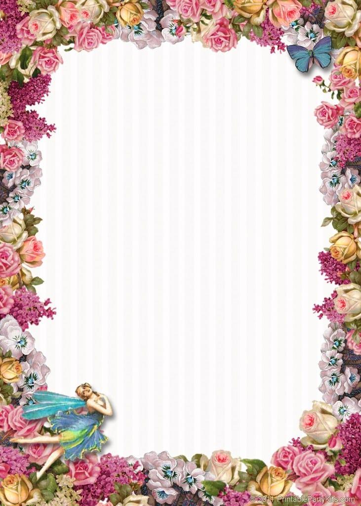 Birthday Invitation Templates Printable Free Princess 2