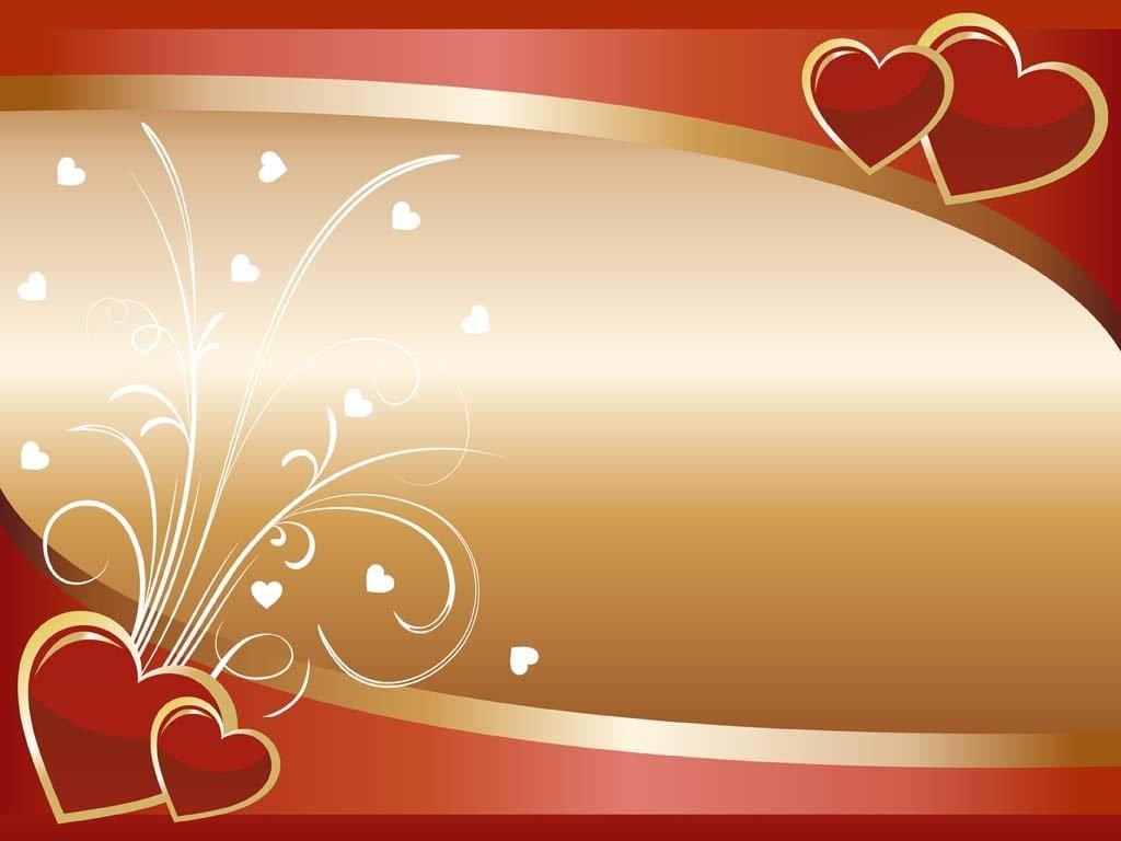 Blank Marriage Invitation Card