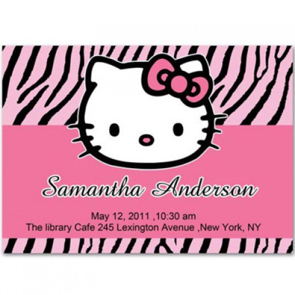 Wonderful Wallpaper Hello Kitty Zebra - christening_invitation_blank_hello_kitty-3  Snapshot_14367.jpeg