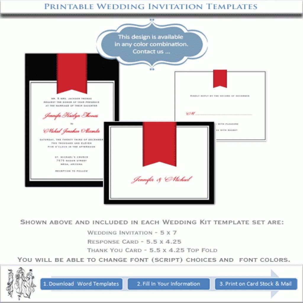 Christmas Invitation Templates Free 2