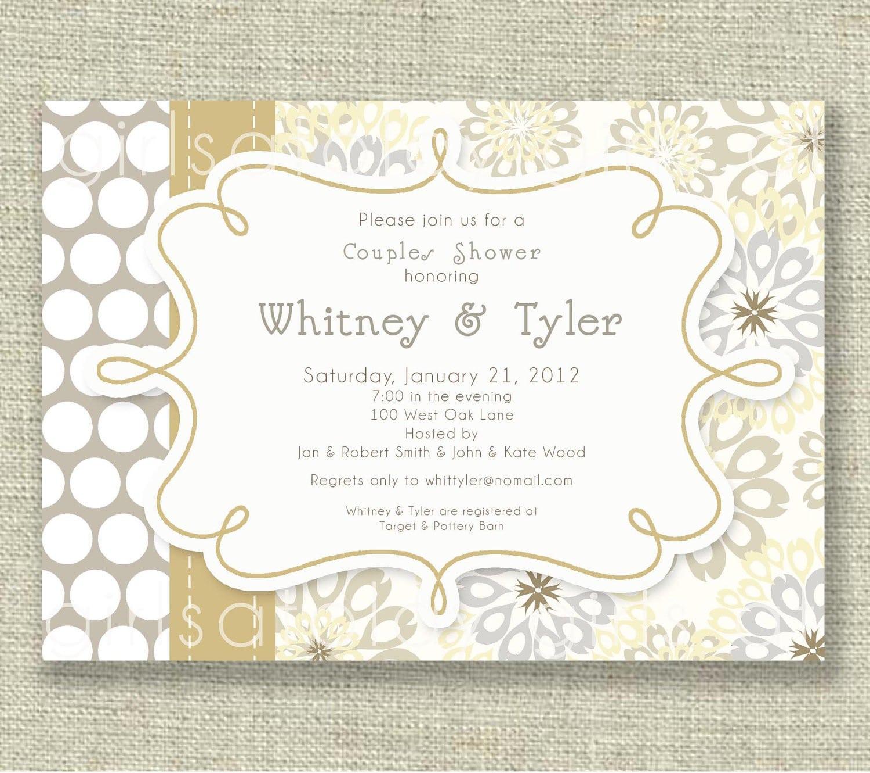 Design Templates For Invitations 5