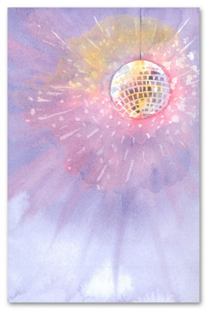 Disco Party Invitations For Kids Free 5