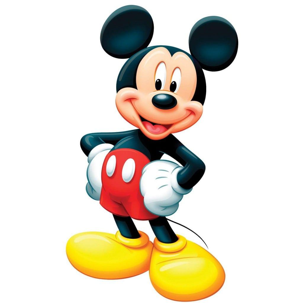 Disney Baby Mickey Mouse Invitations Christening 2