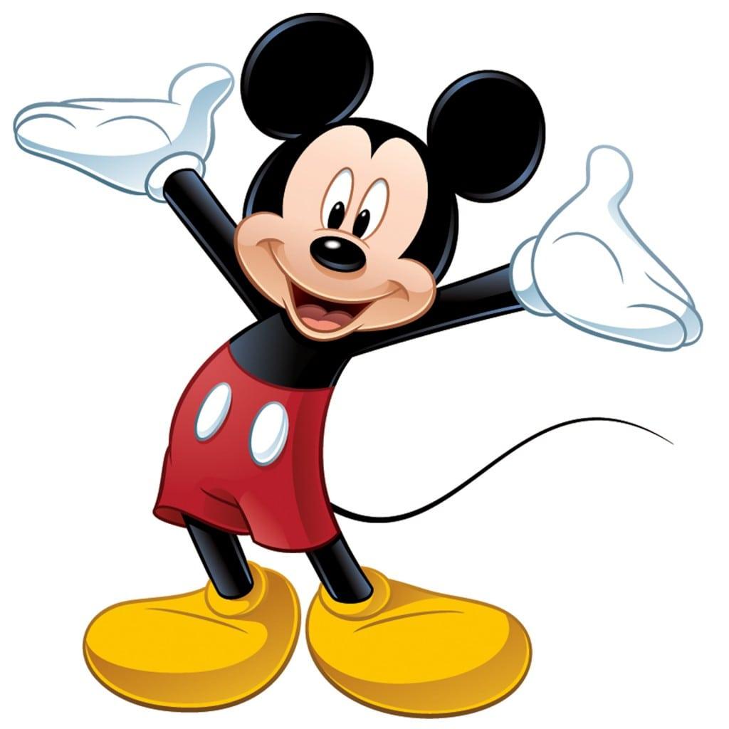 Disney Baby Mickey Mouse Invitations Christening