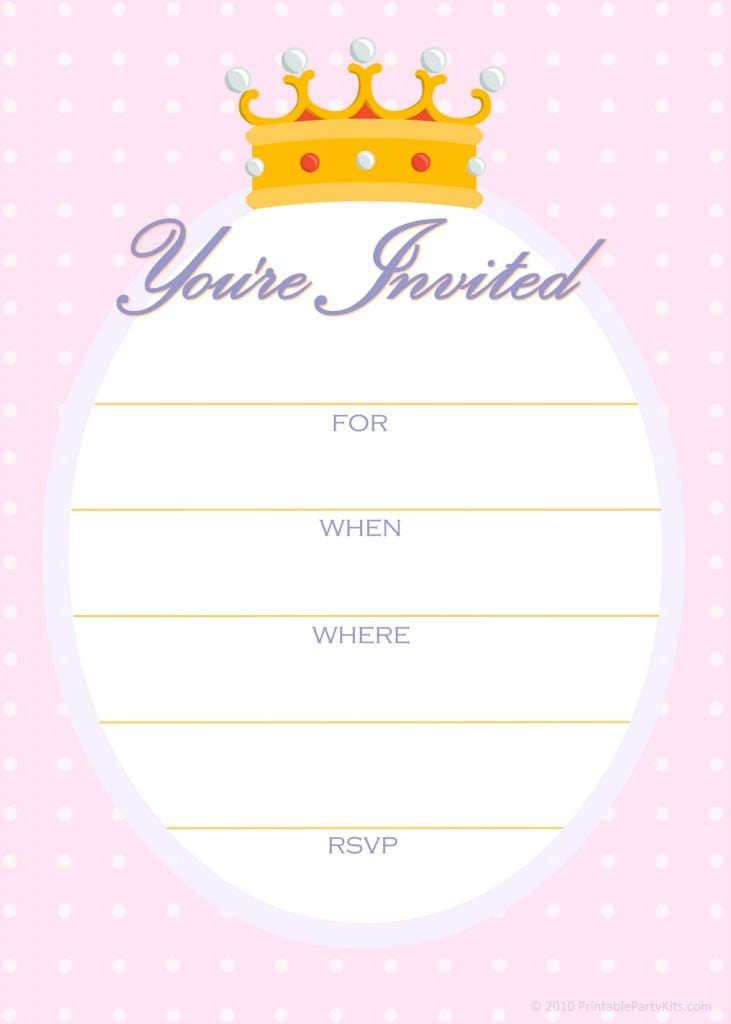 Disney Engagement Party Invitations Templates
