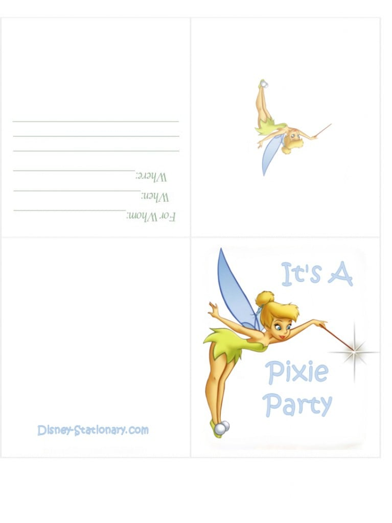 Disney Princess Invitations Templates Free 2
