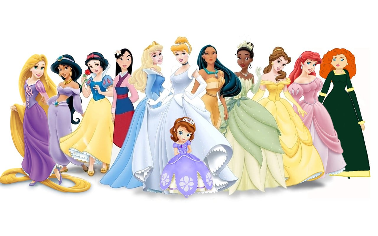 Disney Princess Invitations Templates Free 4