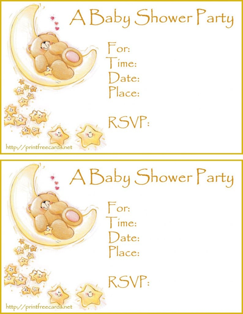 Free 7th Birthday Invitation Templates For Kids 2