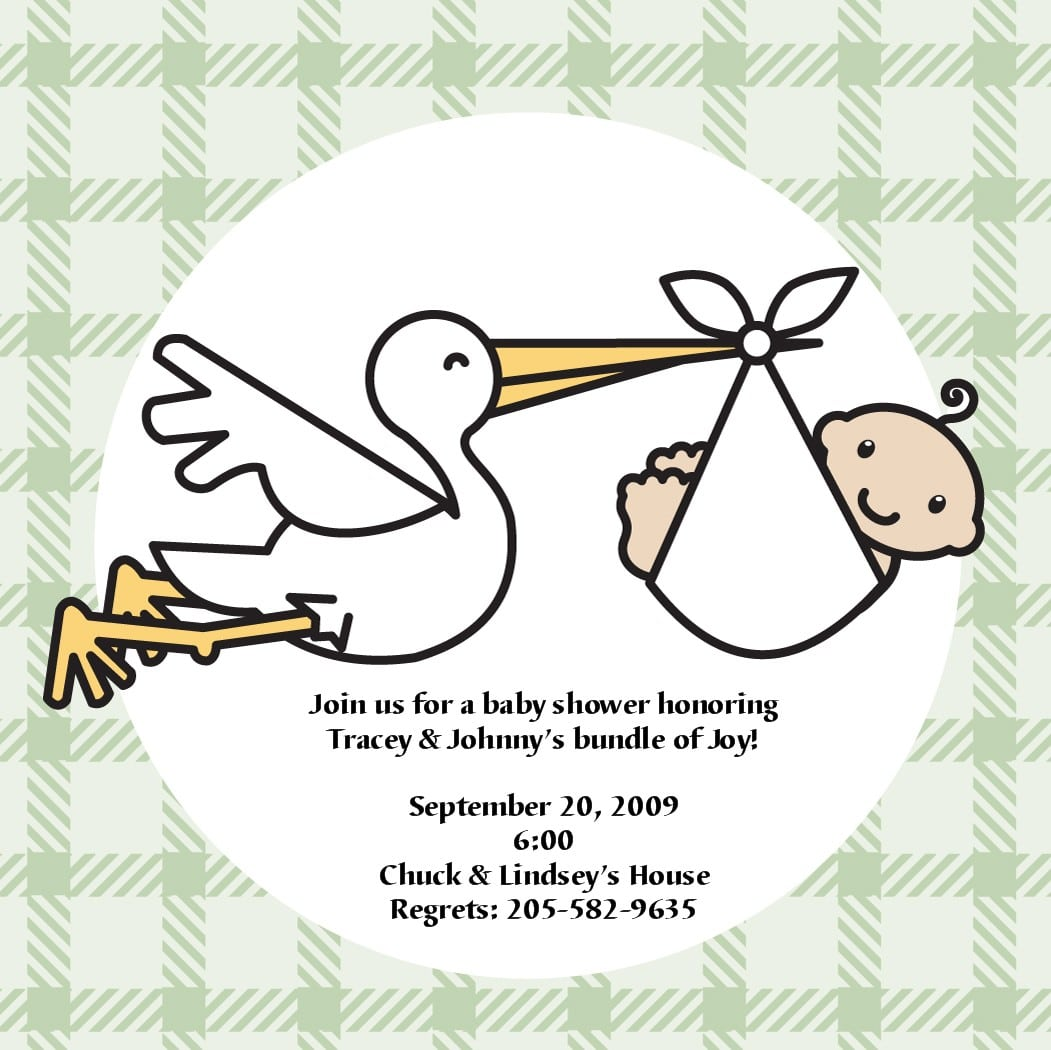 Free Baby Invitations Cards