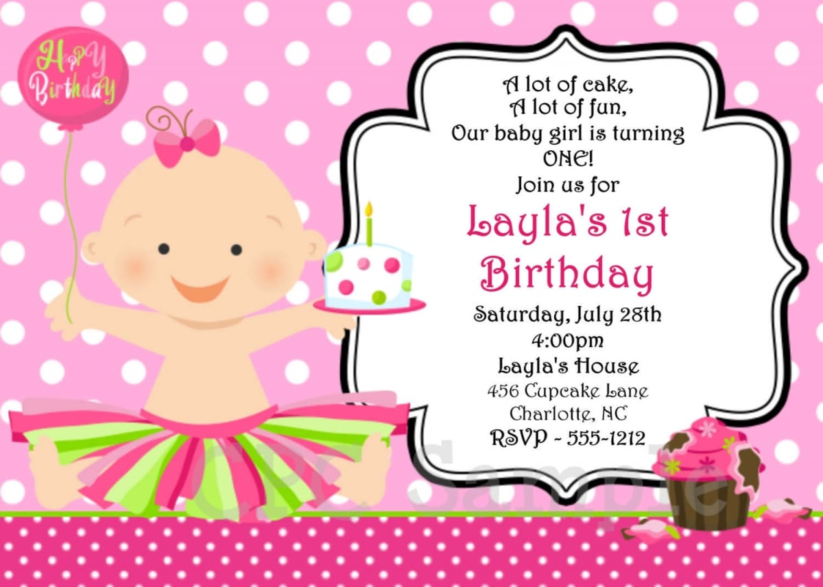 Free Birthday Invitation Maker Printable