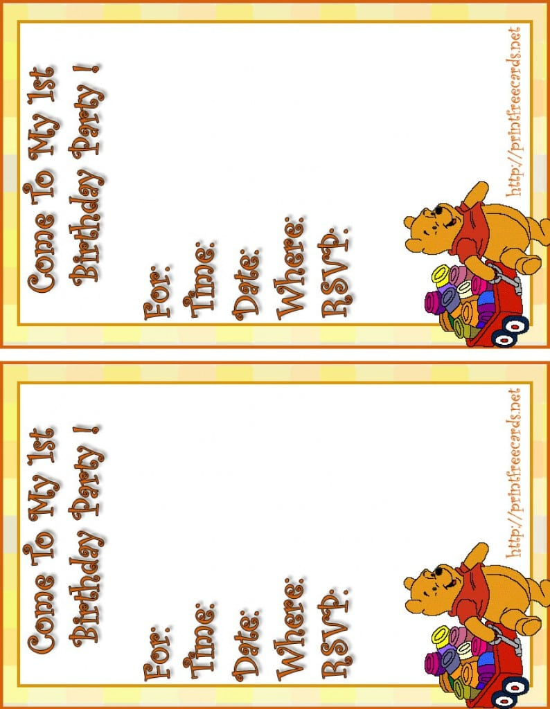 Cars Invitation Card Template Free: Free Cars Birthday Invitation Template