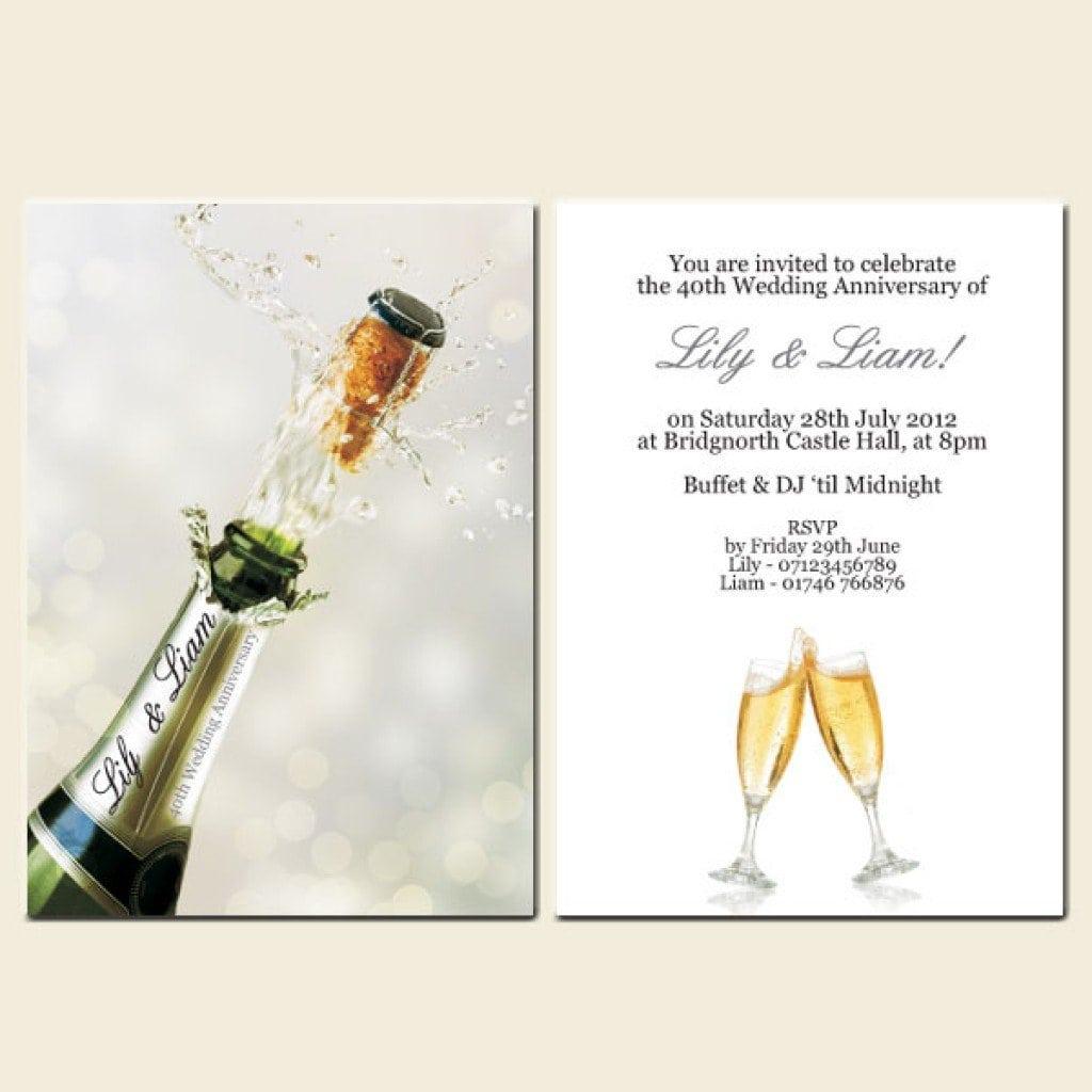 Free Christmas Wedding Invitation Templates Uk 4