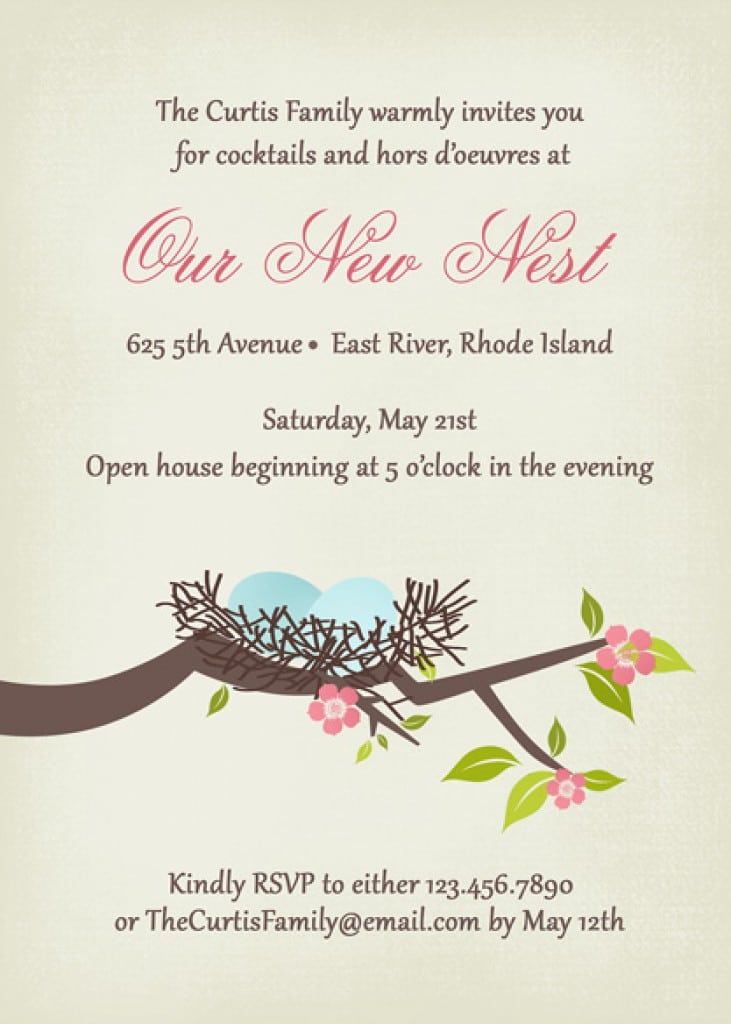 Free Download Of House Warming Invitations