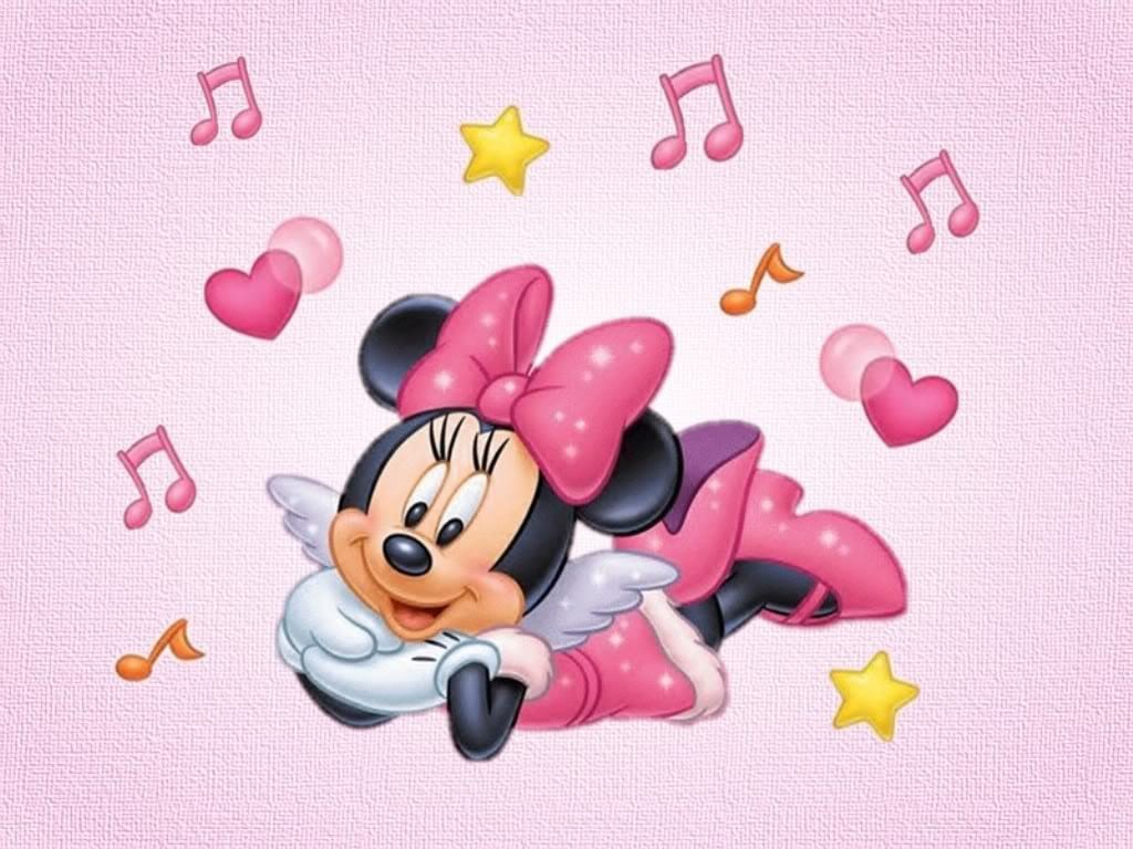 Free Downloadable Minnie Mouse Invitations 3