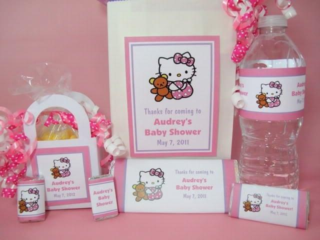 Free Hello Kitty Printable Invitations Template 4