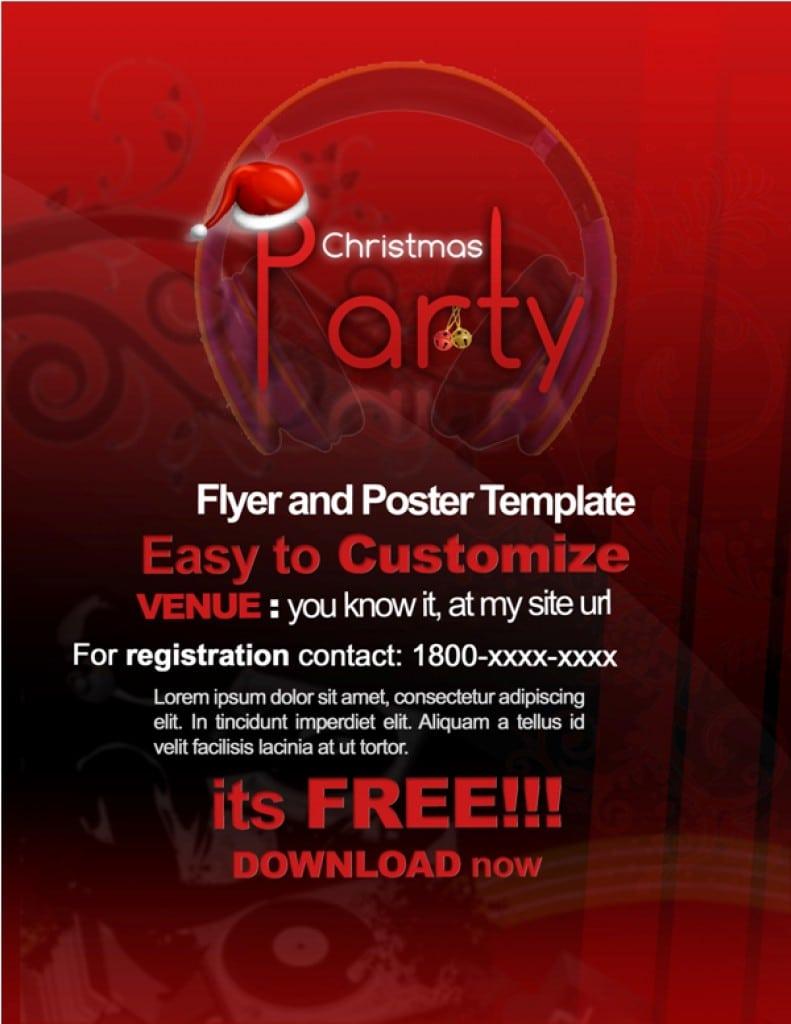 Free Invitation Download Templates 5