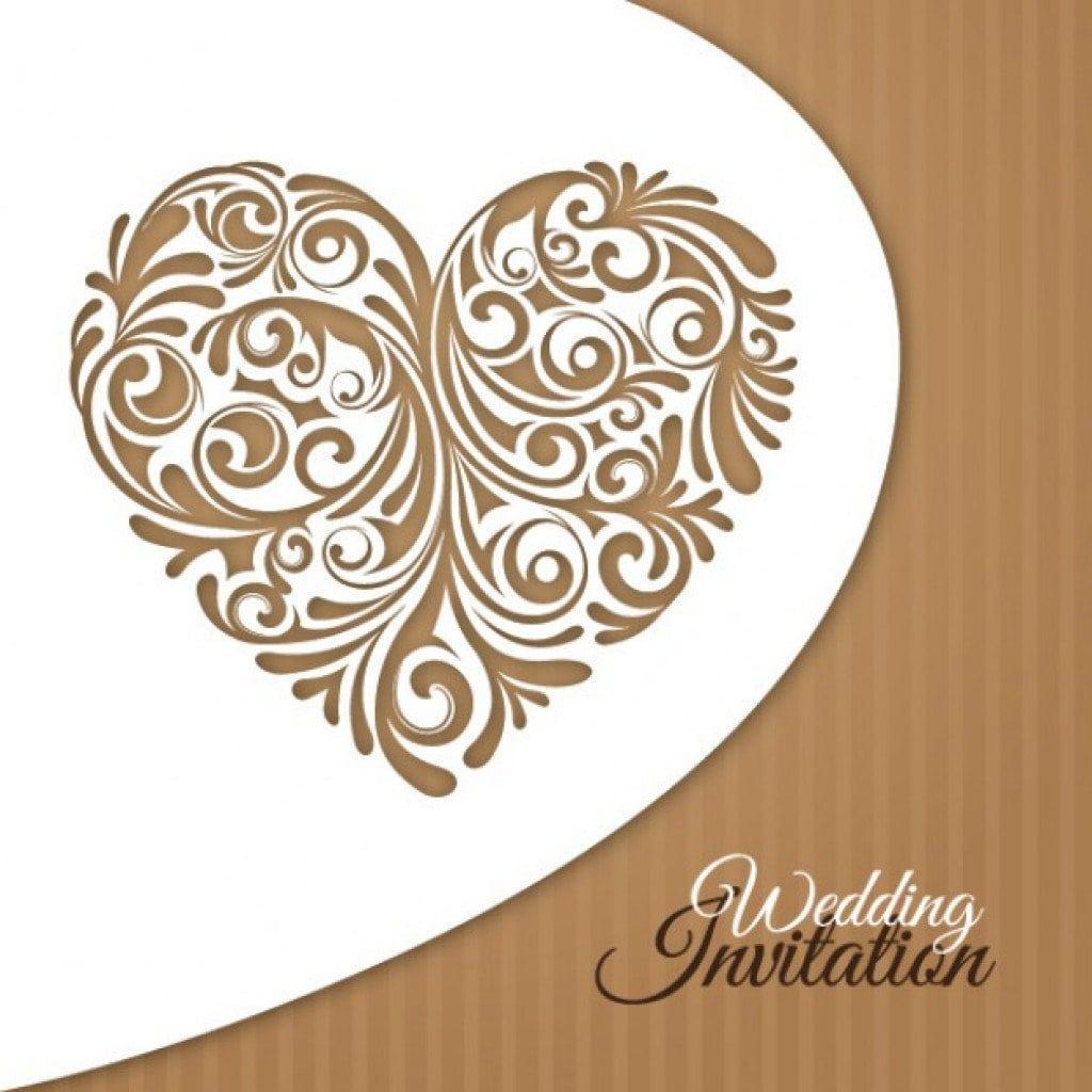 Free Invitation Template Engagement 2