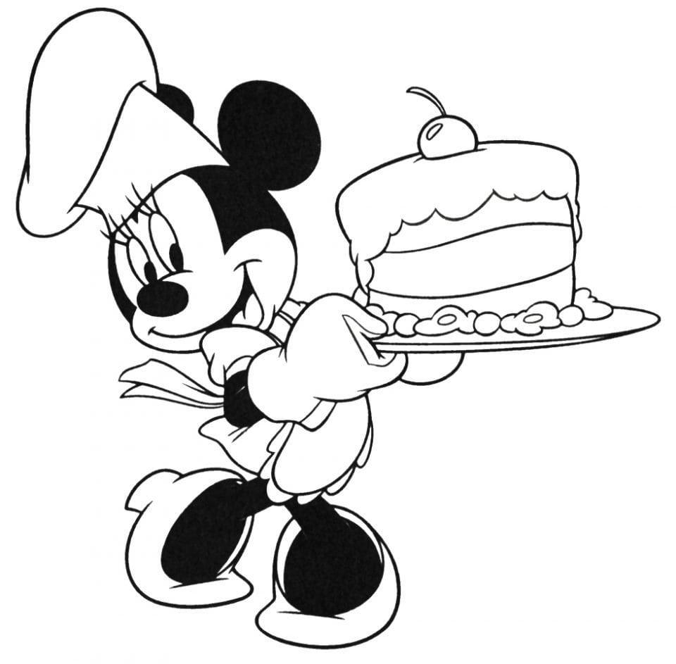 Free Invitation Templates Minnie Mouse