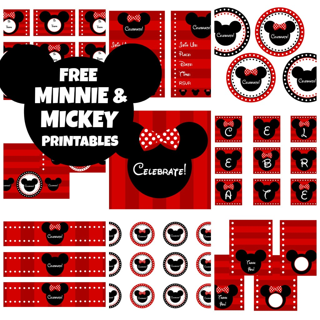 Mickey And Minnie Birthday Invitations correctly perfect ideas for your invitation layout