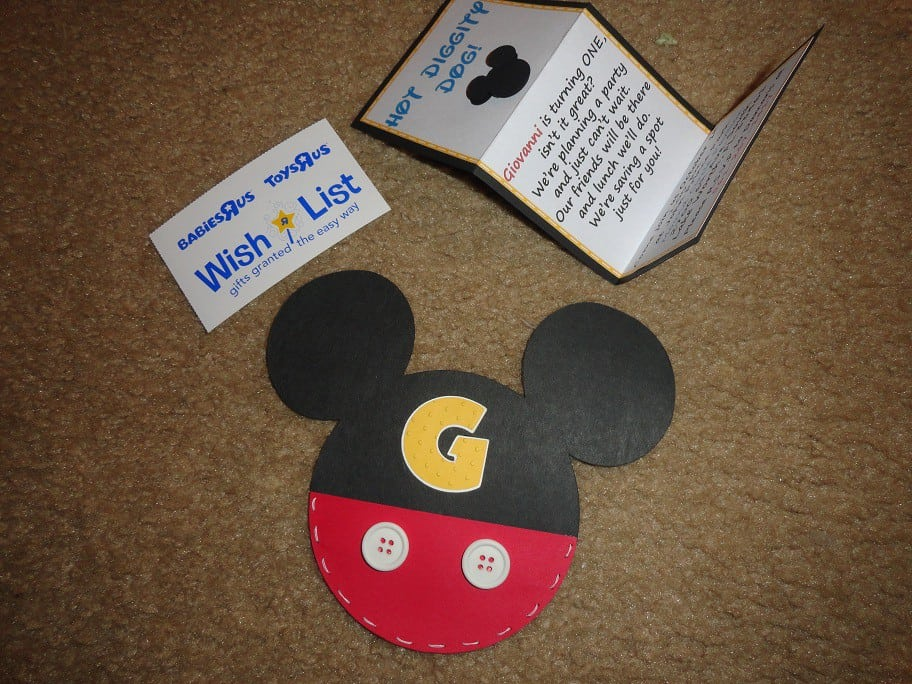 Free Mickey Mouse Clubhouse Invitations Template 2016