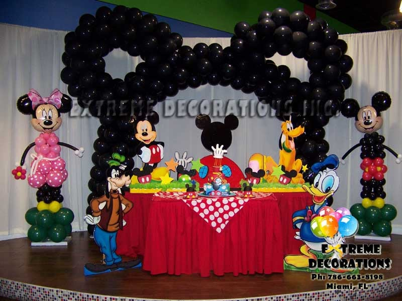 Free Mickey Mouse Party Invites 2
