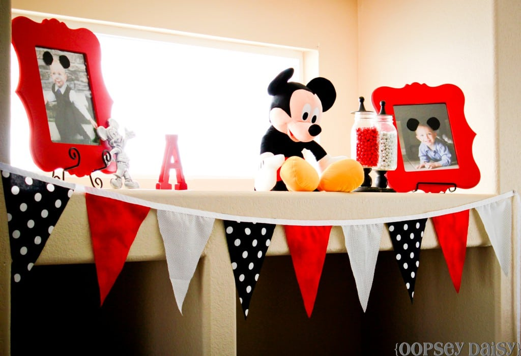 Free Mickey Mouse Party Invites 3