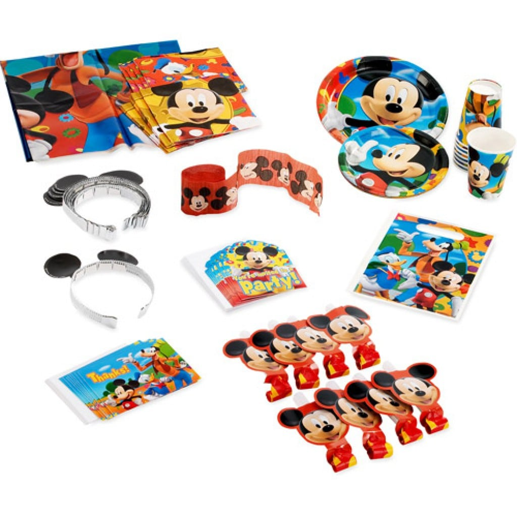 Free Mickey Mouse Party Invites