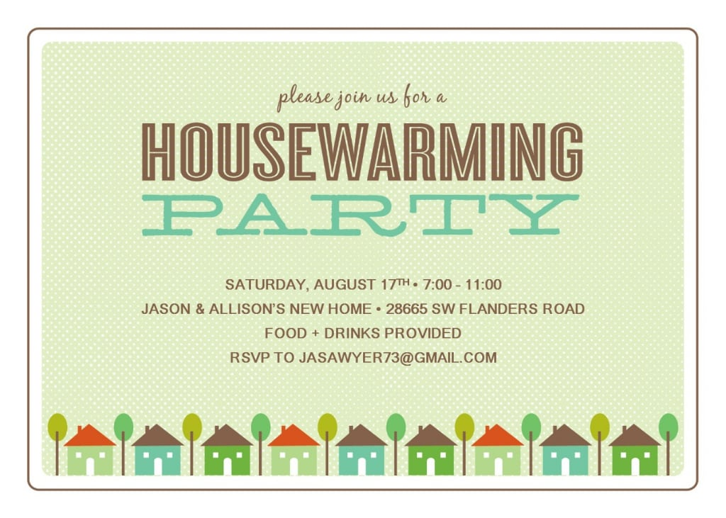 housewarming party invites free template - funny housewarming poems just b cause