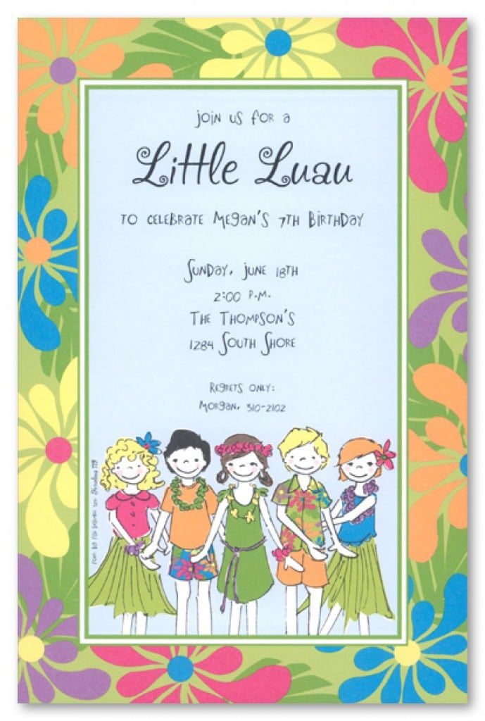 Free Princess Birthday Party Invitation Templates For Kids 2