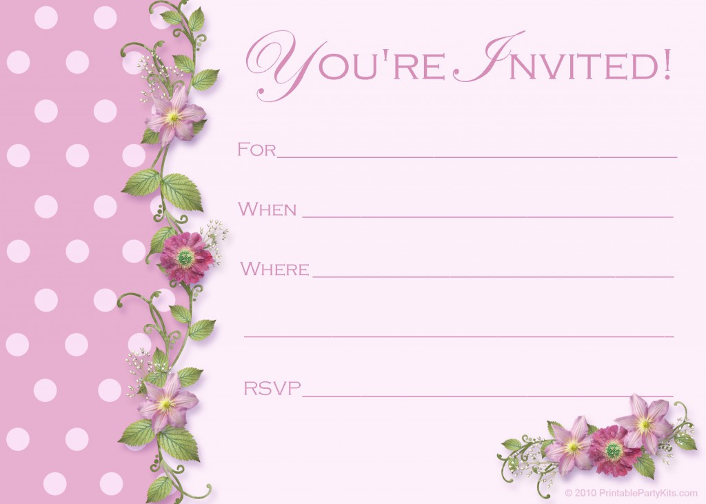 Free printable 16th birthday party invitation templates free printable 16th birthday party invitation templates 4 400 x 285 640 x 457 filmwisefo Images