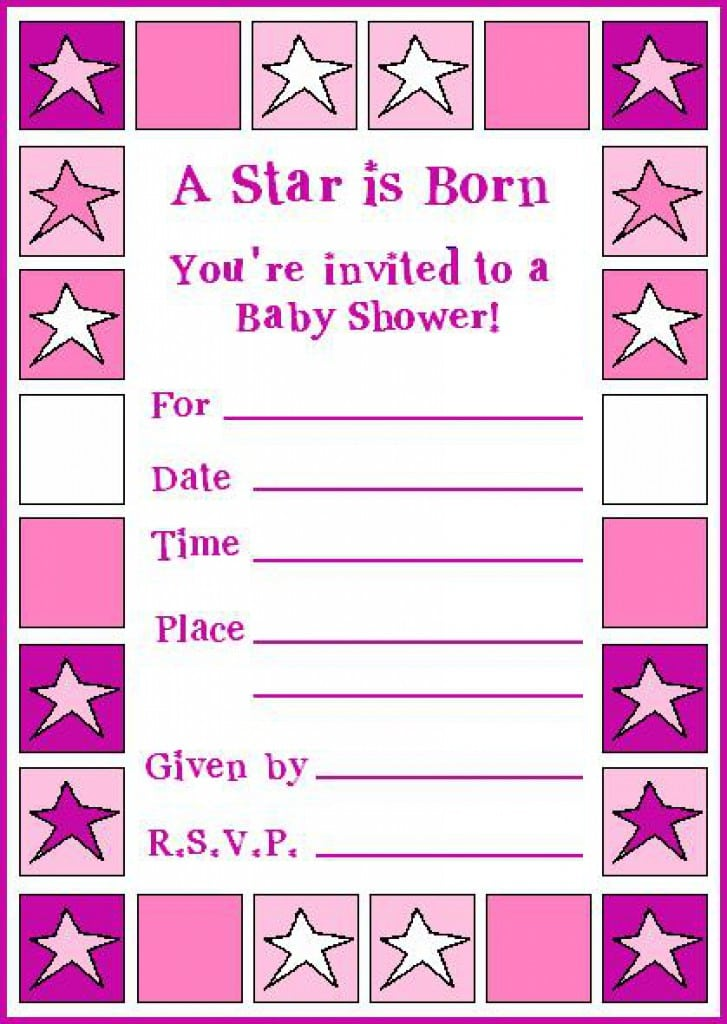 Free Printable 21st Birthday Invitations Templates 3