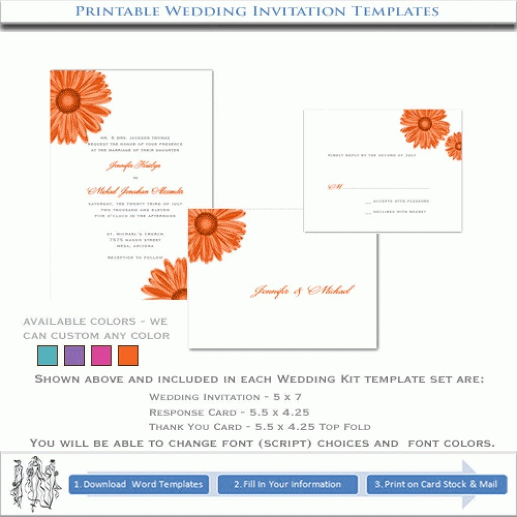 Free Printable Download Engagement Invitation Templates 4