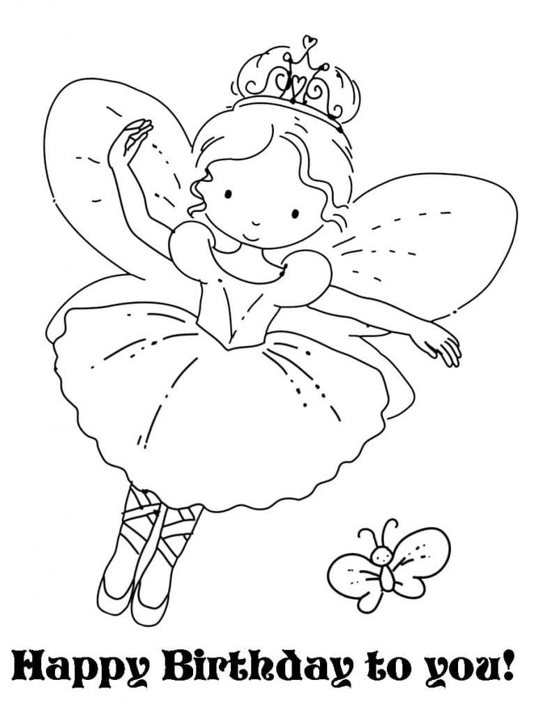 Free Printable Fairy Princess Invitations 2