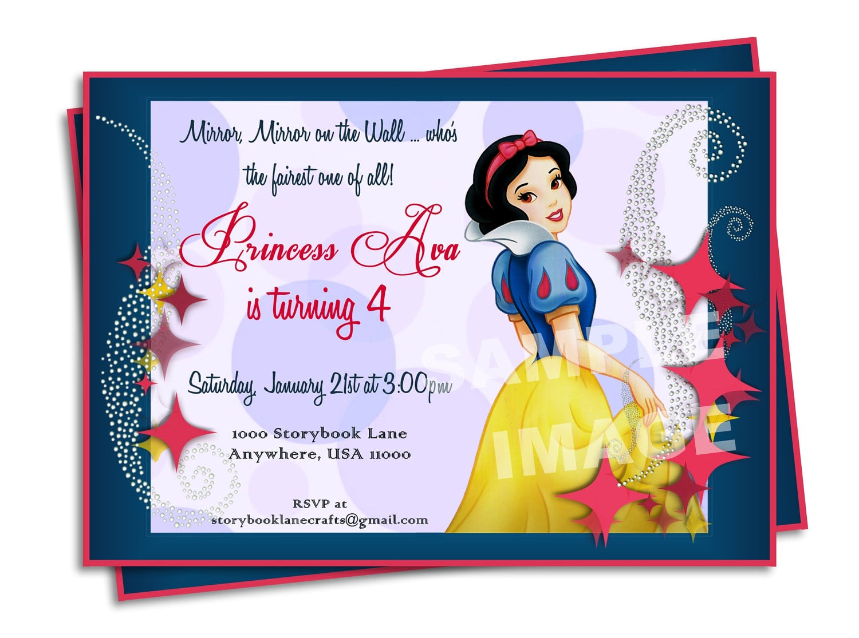 Free Printable Princess Jasmine Invitation Template 1st Birthday