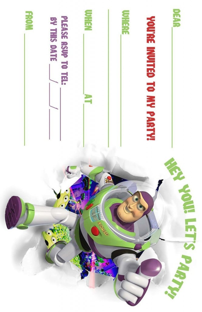 Free Printable Tinkerbell Birthday Party Invitations 3