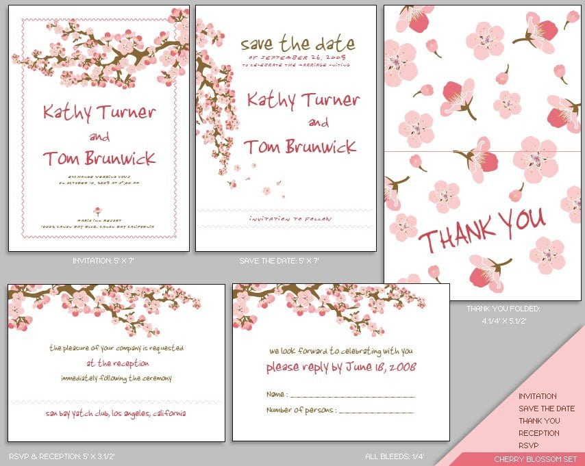 free printable wedding invitation templates download 2