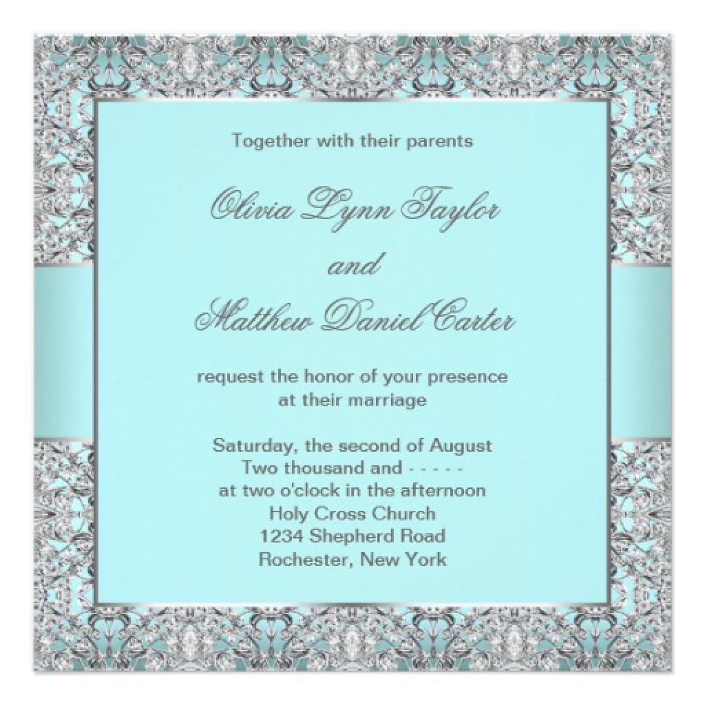 Free Printable Wedding Invitation Templates Uk 3