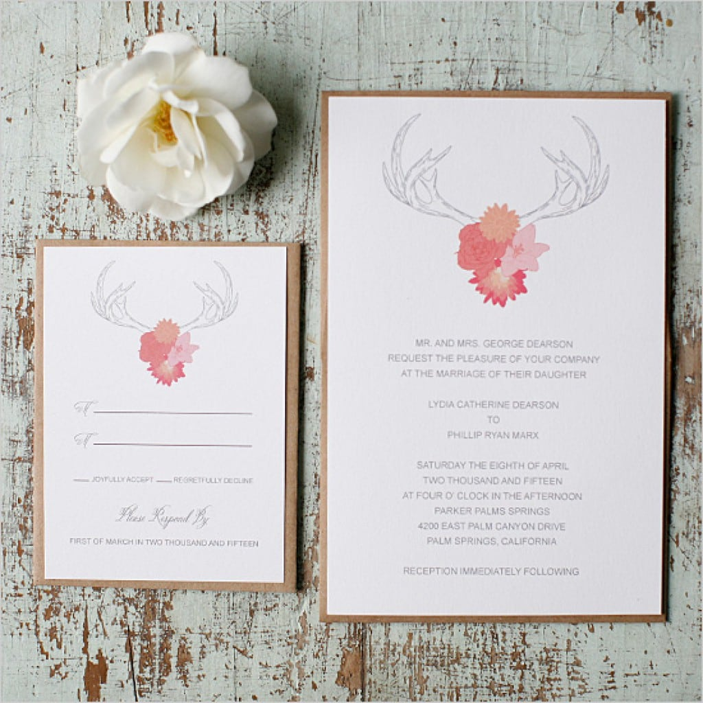 Free Printable Wedding Invitation Templates Uk 5