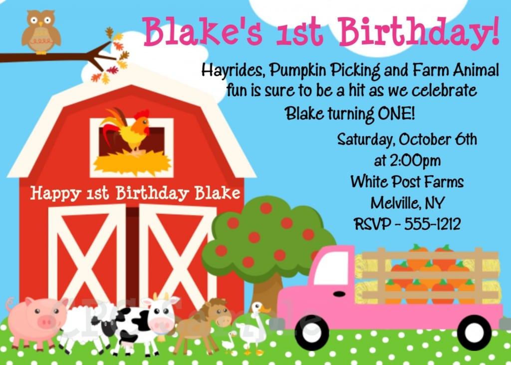 Free Printable Zoo Birthday Invitations For Kids