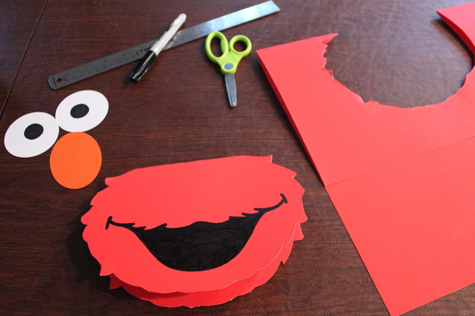 Free Templates For Elmo Birthday Party Invitations 5