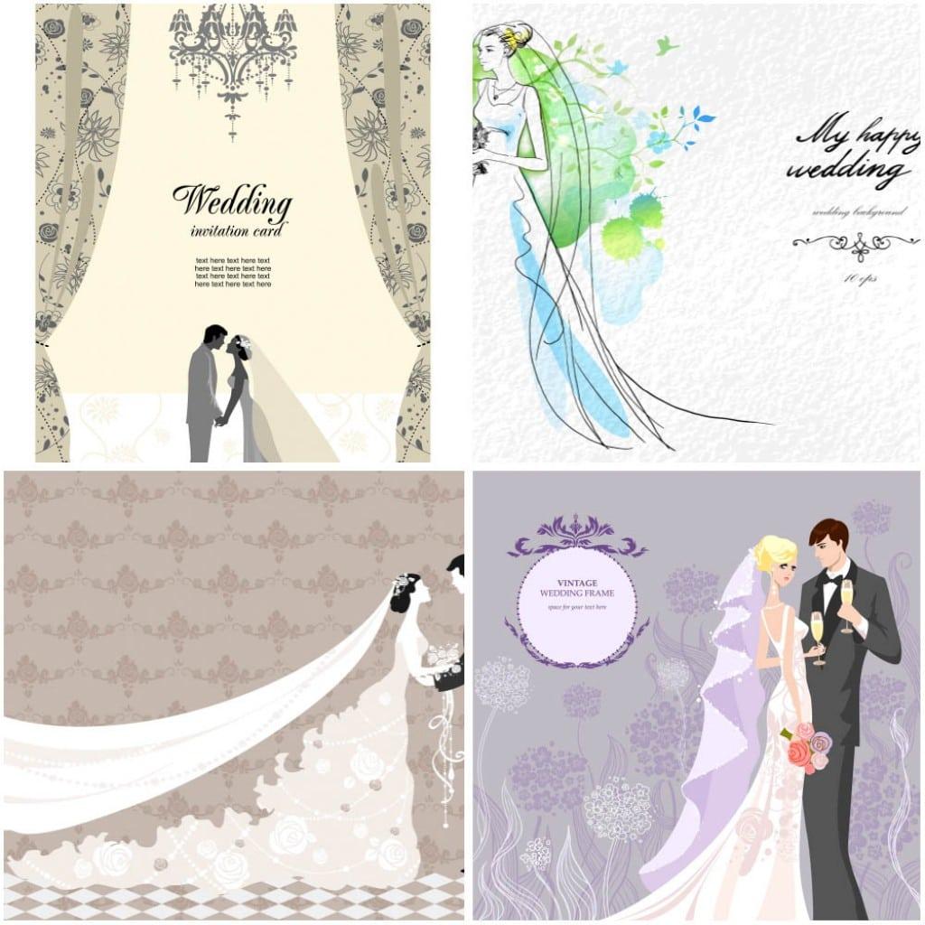 Free Wedding Invitation Templates Downloads 5