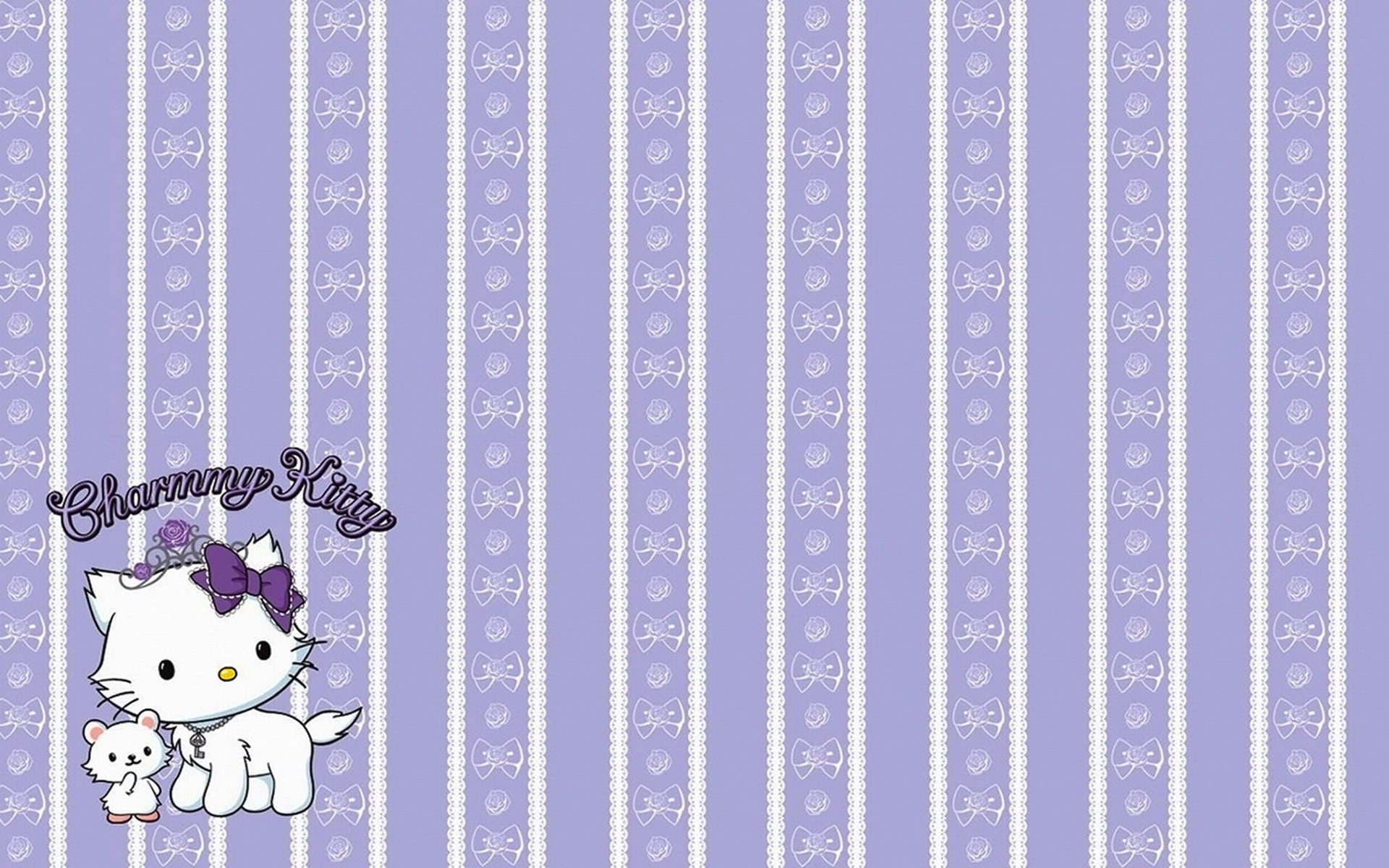Hello Kitty Background For Invitation 2